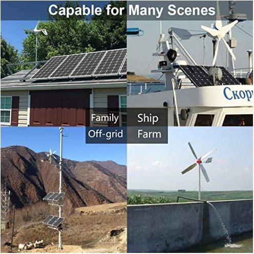 best home wind turbine kit online